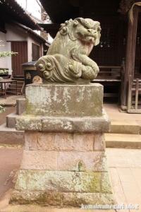 天祖神社(世田谷区経堂)37