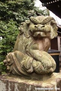 天祖神社(世田谷区経堂)38
