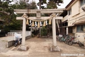 太陽稲荷神社(世田谷区桜丘)1