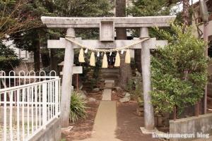 太陽稲荷神社(世田谷区桜丘)3