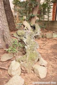 太陽稲荷神社(世田谷区桜丘)5