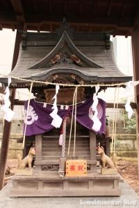 太陽稲荷神社(世田谷区桜丘)10