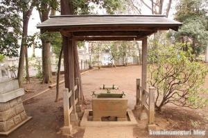 宇山稲荷神社(世田谷区桜丘)8