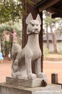 宇山稲荷神社(世田谷区桜丘)7