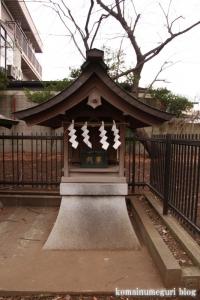 宇山稲荷神社(世田谷区桜丘)13