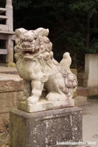 岡本八幡宮(世田谷区岡本)4
