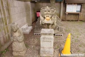 天神社(世田谷区鎌田)11