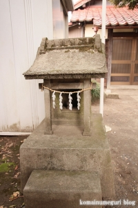 天神社(世田谷区鎌田)9