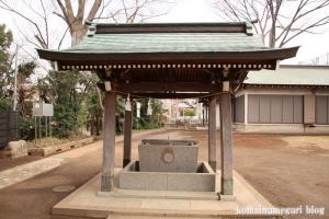 氷川神社(世田谷区大蔵)6
