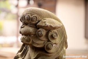 氷川神社(世田谷区大蔵)27