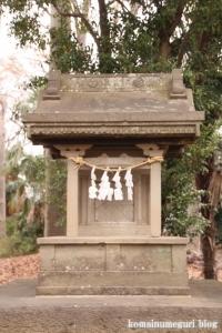 氷川神社(世田谷区大蔵)12