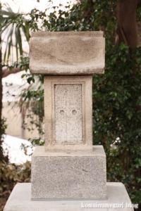 氷川神社(世田谷区大蔵)15