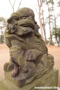 氷川神社(世田谷区大蔵)18