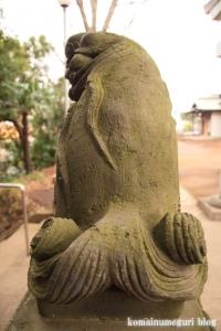 氷川神社(世田谷区大蔵)20