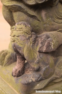 氷川神社(世田谷区大蔵)26