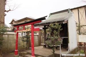 稲荷神社(世田谷区喜多見)8