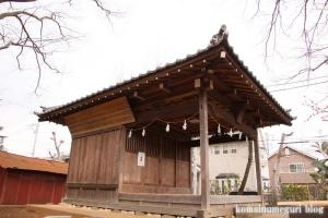 須賀神社(世田谷区喜多見)5