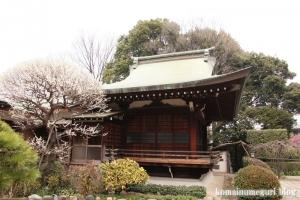 喜多見氷川神社(世田谷区喜多見)17