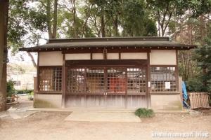 喜多見氷川神社(世田谷区喜多見)18