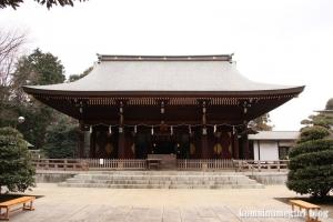 喜多見氷川神社(世田谷区喜多見)21