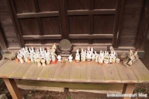 喜多見氷川神社(世田谷区喜多見)25