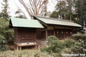 喜多見氷川神社(世田谷区喜多見)30