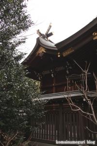 喜多見氷川神社(世田谷区喜多見)29
