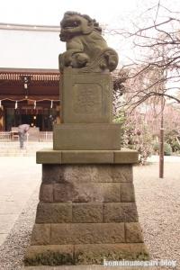 喜多見氷川神社(世田谷区喜多見)40