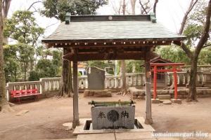 八幡神社(狛江市岩戸南)7