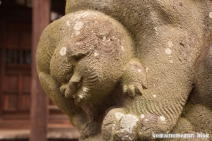 八幡神社(狛江市岩戸南)26