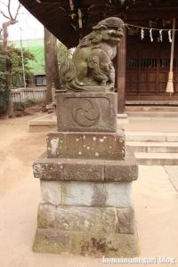 八幡神社(狛江市岩戸南)19