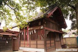 白幡菅原神社(狛江市猪方)6