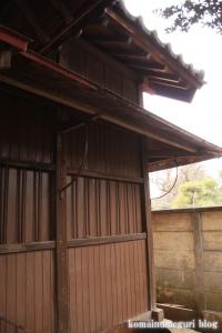 白幡菅原神社(狛江市猪方)7