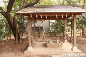 伊豆美神社(狛江市中和泉)11