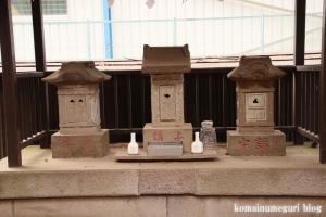 伊豆美神社(狛江市中和泉)25