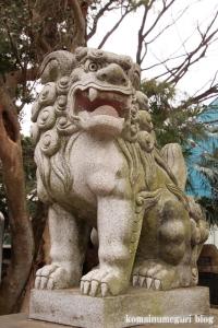 伊豆美神社(狛江市中和泉)14