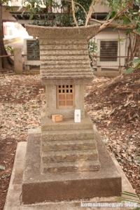 伊豆美神社(狛江市中和泉)21