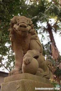 伊豆美神社(狛江市中和泉)37