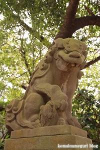 伊豆美神社(狛江市中和泉)41
