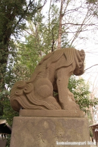伊豆美神社(狛江市中和泉)38