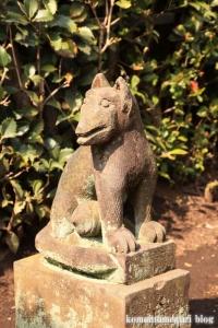 柳久保稲荷神社(狛江市中和泉)7
