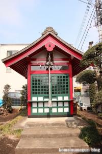 柳久保稲荷神社(狛江市中和泉)11