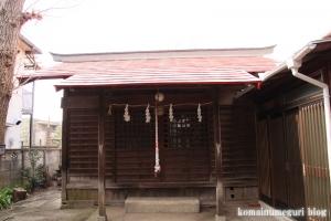 稲荷大神(調布市国領町)11
