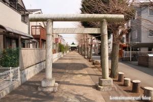 八幡神社(狛江市西野川)3