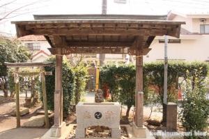 八幡神社(狛江市西野川)6