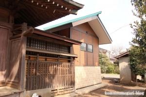 八幡神社(狛江市西野川)17