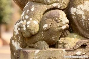 八幡神社(狛江市西野川)28
