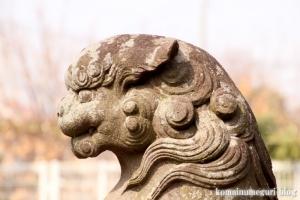 八幡神社(狛江市西野川)29
