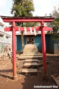 八幡神社(狛江市西野川)15