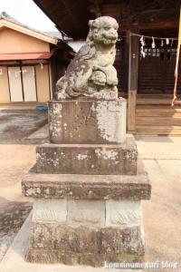 八幡神社(狛江市西野川)23